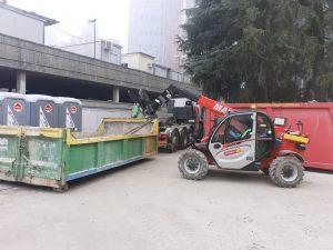 Demolizione controllata Milano Navigli