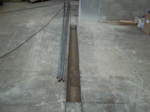 Demolizioni industriali: taglio pavimento industriale
